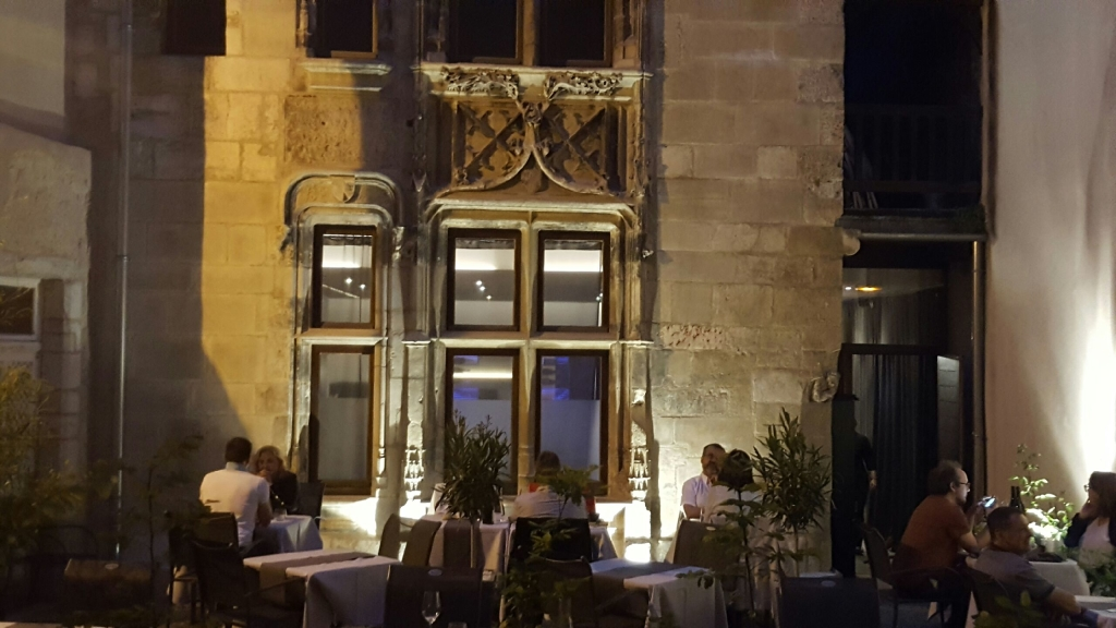 restaurant avec terrasse Bourges La Suite